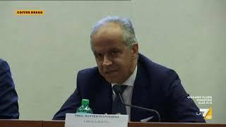 L'arresto di Giuliano Castellino e Roberto Fiore di Forza Nuova
