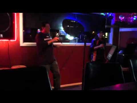 2/6 William at karaoke 2
