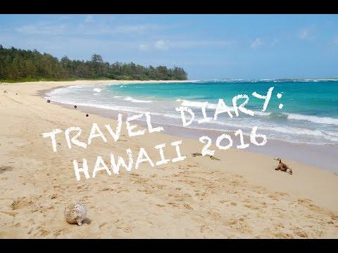Travel Diary - Hawaii (Oahu) 2016