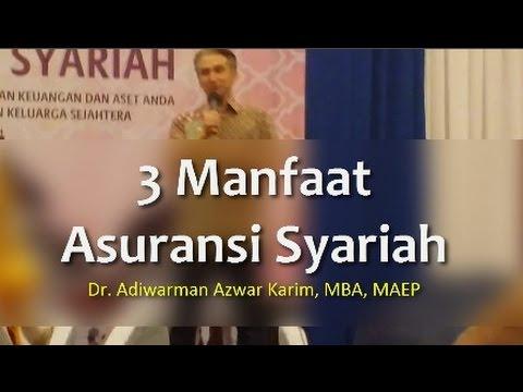 3 Manfaat dari Asuransi Syariah, Asuransi Syariah Halal? Simak!