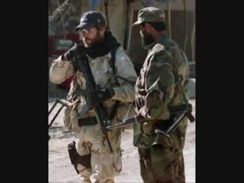 Delta Force vs SAS