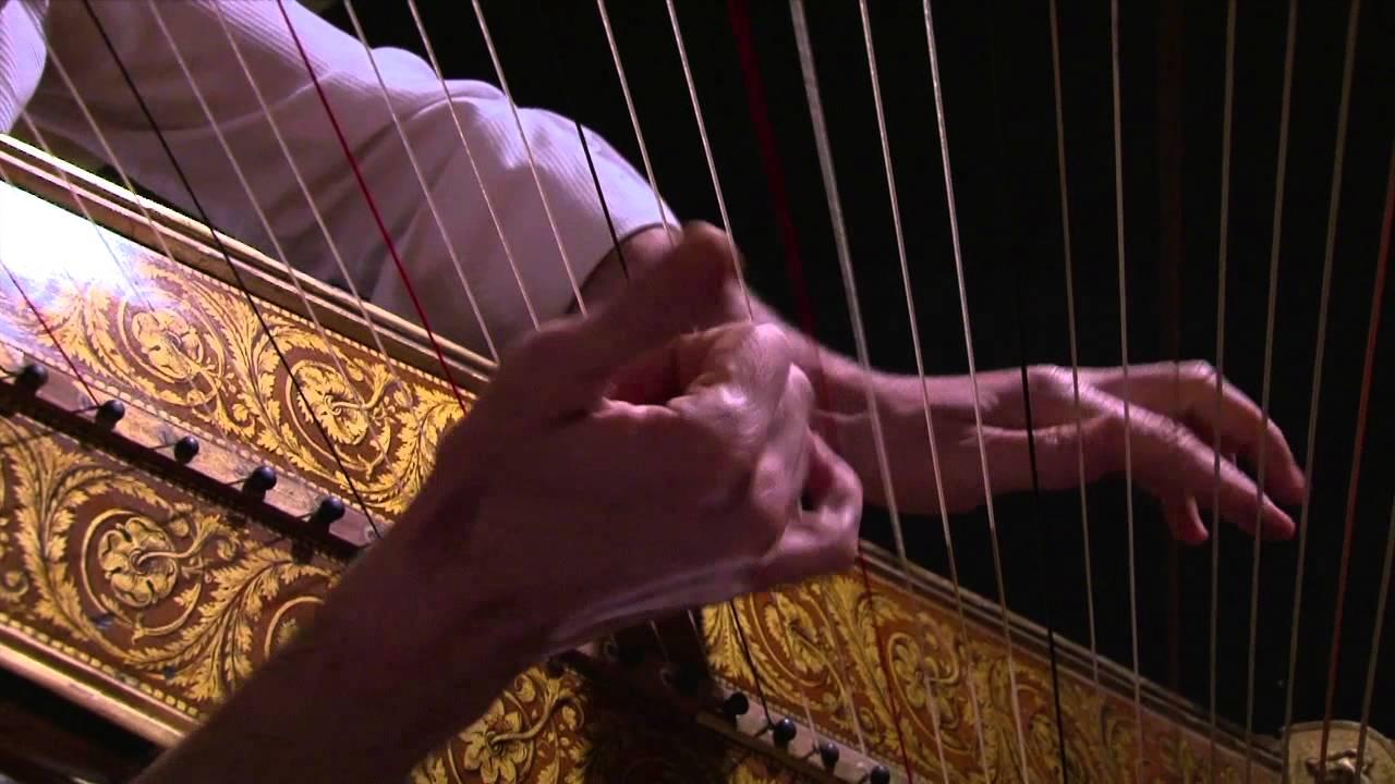Sylvius Leopold Weiss - Tombeau sur la mort de M. de Logy - Sylvain Blassel, harp