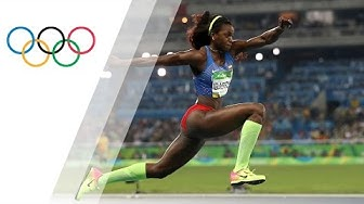 Ibarguen wins Women's Triple Jump gold