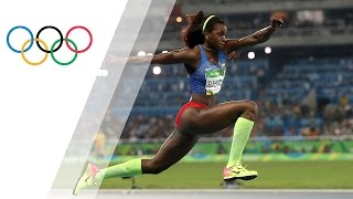 Ibarguen wins Women's Triple Jump gold