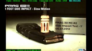 Side Impact Test - PMAG GEN M3/USGI Test Video Installment #2