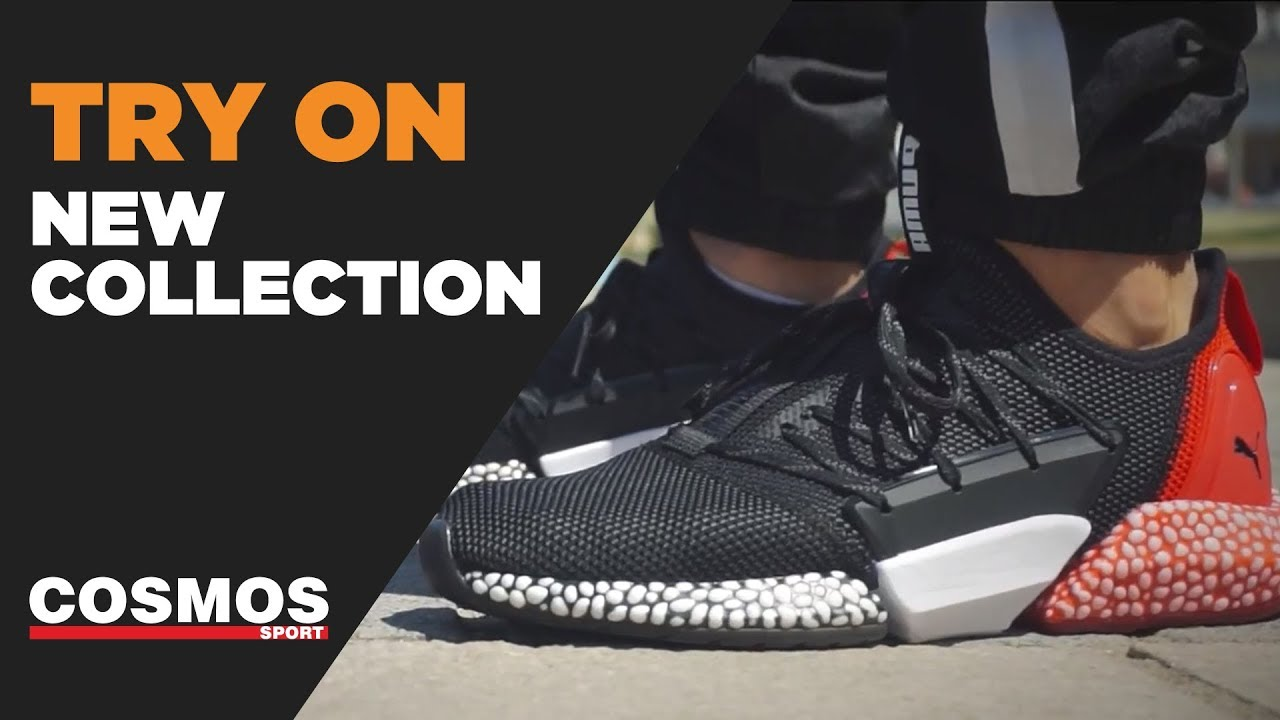 6e08f4bb4ed ... Puma Hybrid Rocket Runner Cosmos Sport Special Try On us sneaker shop  bb32c d34a7