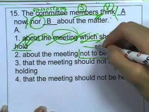 ข้อสอบภาษาอังกฤษ O-NET ,ปี2553 ,ตอน03