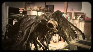 Blood Glacier DVD - Creature Making Of