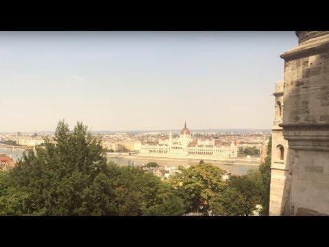 Bizarre Phenomena Caught On Camera Near Hilton Hotel In Budapest, Hungary