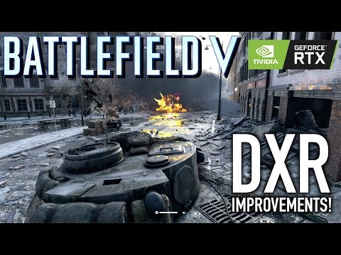 50 FPS More With Battlefield V RTX Overture Update! thumbnail