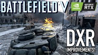 50 FPS More With Battlefield V RTX Overture Update!