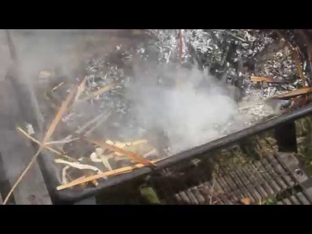 Brandgefährlich - Zelluloidentzündung - Rauchbombe - Brandbeschleuniger