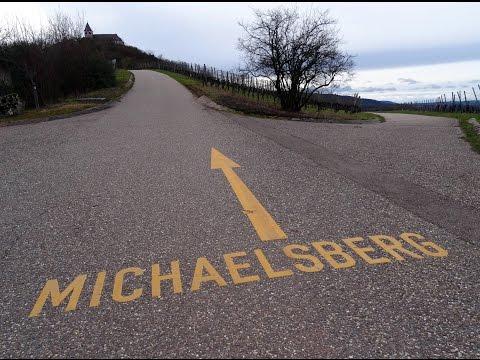 Bisschen windig heute am Michaelsberg ;-)