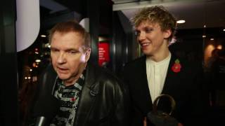 StubHub Q Awards 2016 Interviews: Q Hero Meat Loaf