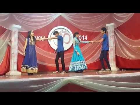 Meherbaan, Tum Jo Aaye, Rang Sharbaton, Saree Ke Fall, Besharmi Ki Height - Dance Performance | 2014
