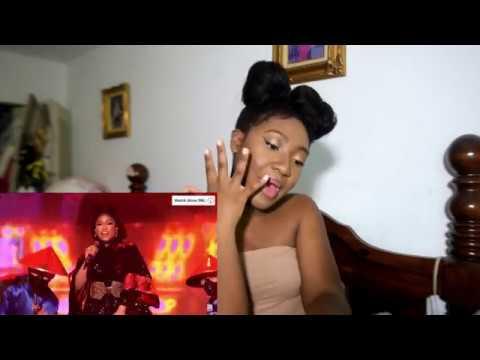 Nicki Minaj: Chun-Li (Live) - SNL REACTION!!!
