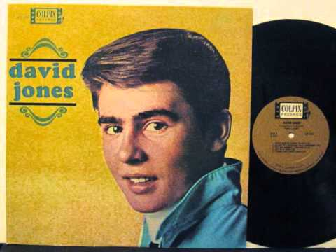 "Davy Jones - ""Maybe It's Because I'm a Londoner"" (stereo)"