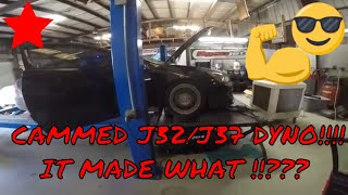 Accord J32/J37 Cammed DYNO_NUMBERS ARE IN - MY HEAD CAM PACKAGE MADE WHAT!? (Quest to 600whp Ep.13)