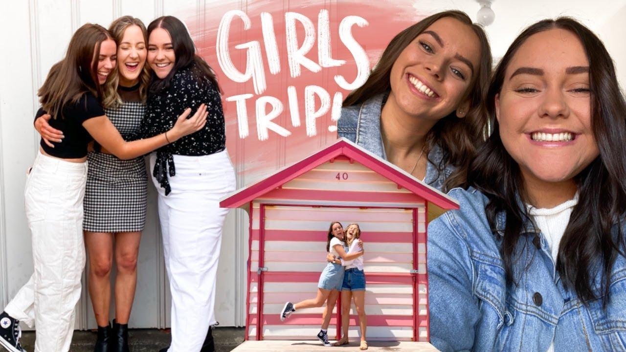 BEZZIE GETAWAY! Girls trip to Melbourne | VLOG