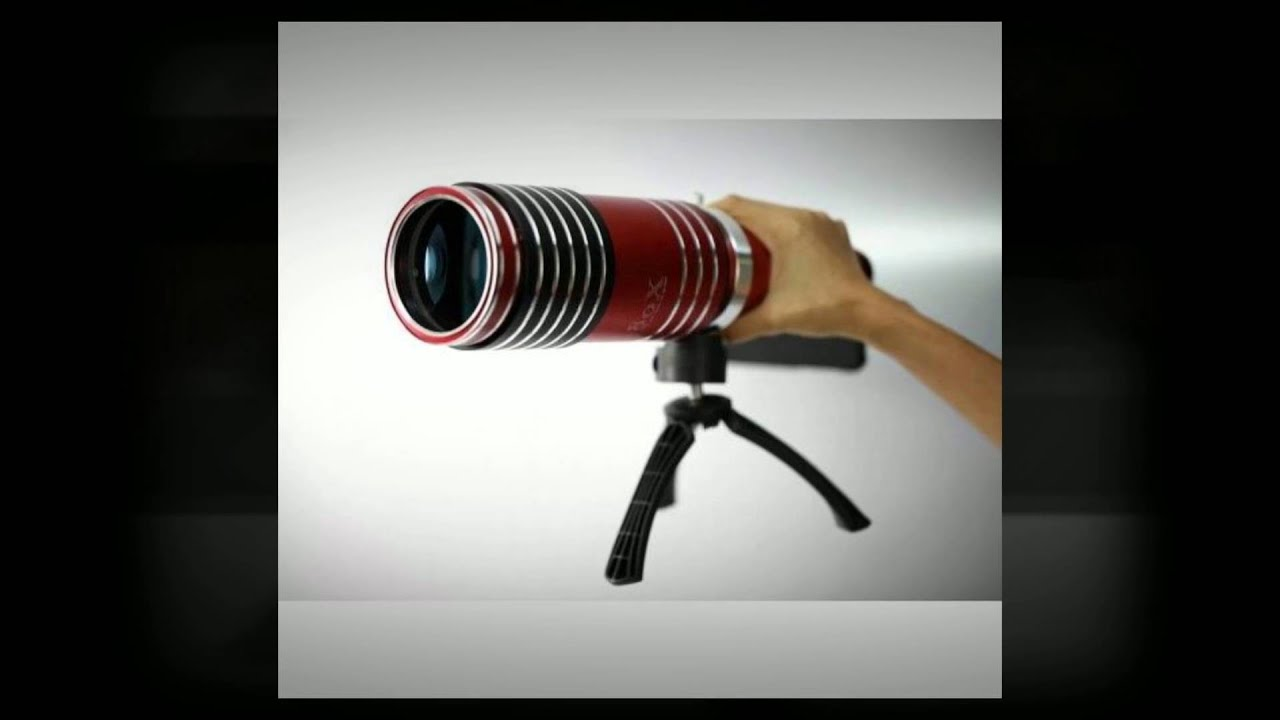 Telescope lens for smartphones youtube