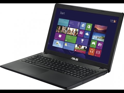 Asus X551MA Laptop -- Review