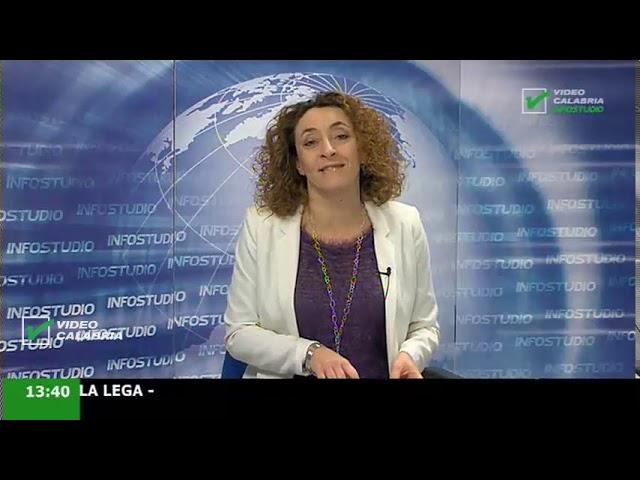 InfoStudio il telegiornale della Calabria notizie e approfondimenti - 20 Dicembre ore 13.30