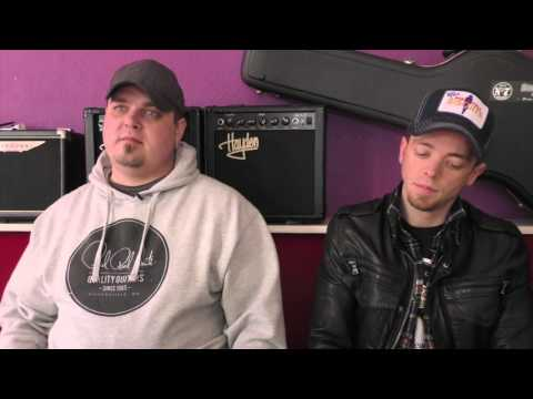 Black Stone Cherry interview - Chris and Ben (part 2)