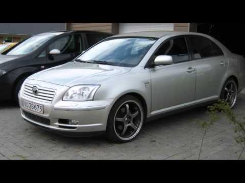 toyota avensis 2004 youtube. Black Bedroom Furniture Sets. Home Design Ideas