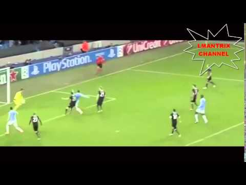 JESUS NAVAS SKILLS AND GOAL