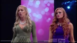 Allie Slaps Maria Kanellis