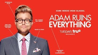 Adam Ruins Everything   Doug Massey Gives Us the Facts on Immigration