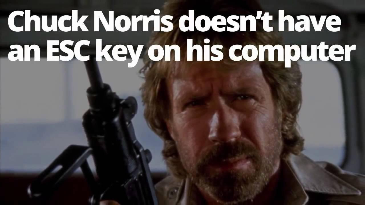 10 Badass Chuck Norris...