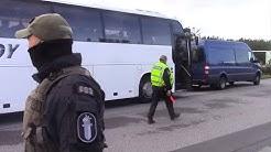 """Poliisin """"ennakoiva säilöönotto"""" matkalla Turku ilman natseja -mielenosoitukseen"""