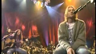 Nirvana - Plateau - Unplugged In New York