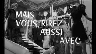 Louis de Funes 1965 / Un Grand Seigneur / Les Bons Vivants / Original Promo