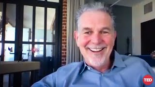 3 secrets to Netflix's su¢cess | Reed Hastings and Chris Anderson