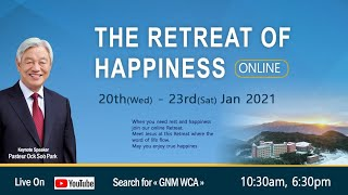 [Eng] #7 Let us live for Jesus / 50th Online RETREAT