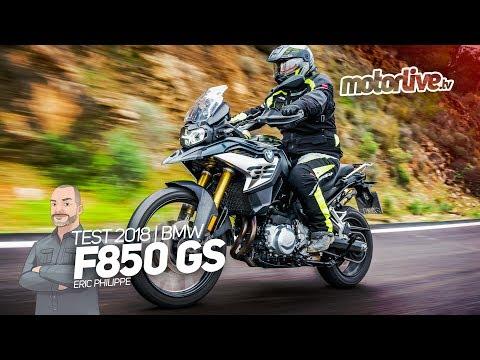 BMW F850 GS | TEST 2018