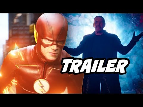 The Flash Season 4 Episode 4 Promo - The Flash vs Danny Trejo and Elongated Man