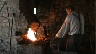 Old Time Blacksmith Shop
