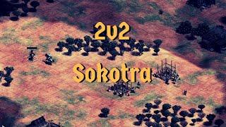 2v2 Turnier Runde 2 Spiel 2: Sokotra| ft. Erich Müller