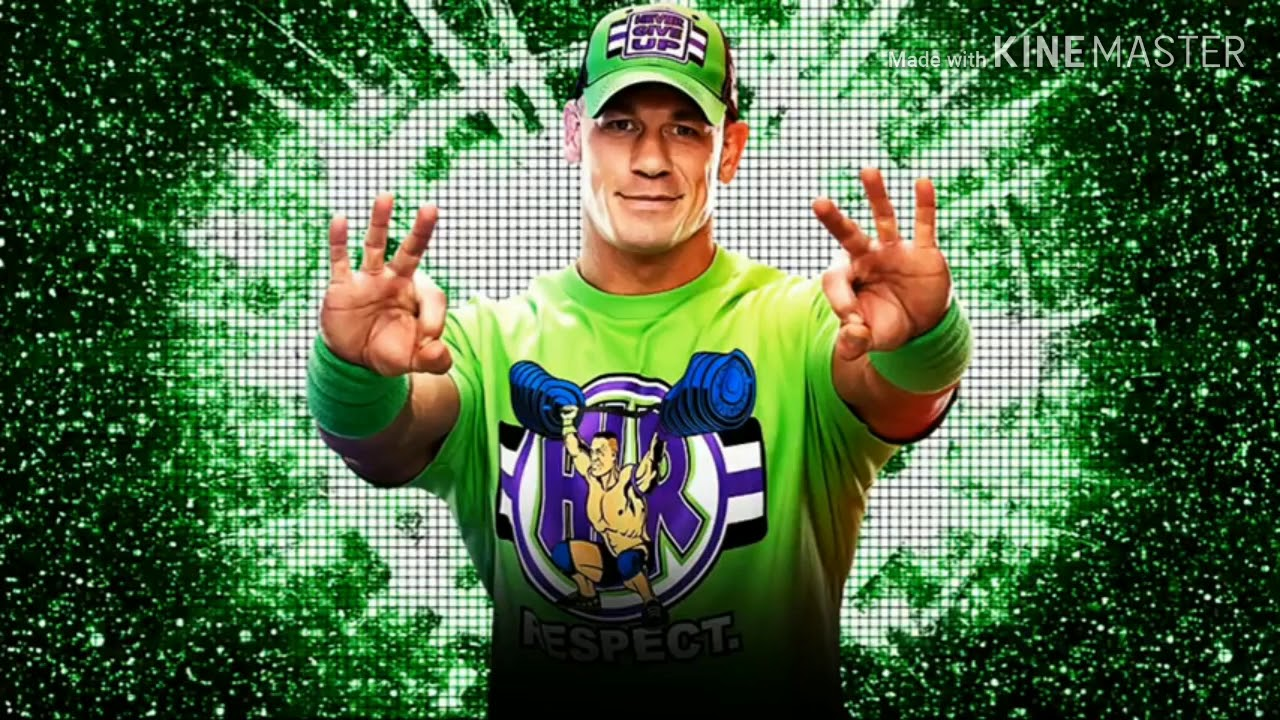 Music of John Cena The time is now - YouTube