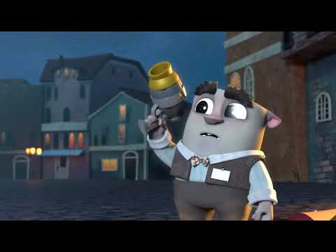 """Wishgranter"" CGI Animated Short Film