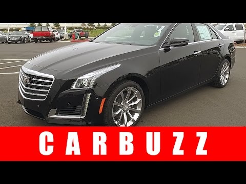 Unboxing 2017 Cadillac CTS - The Best-Handling Luxury Sedan You Can Buy?