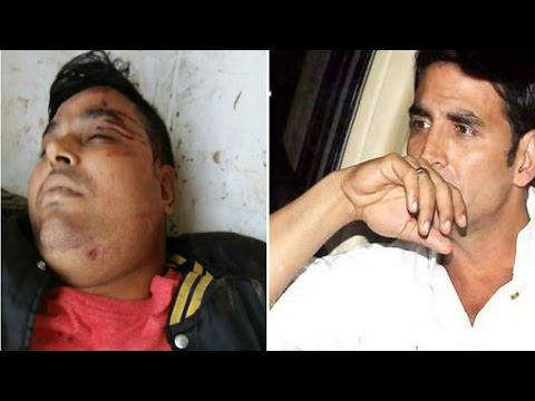 Akshay Kumar's bodyguard crushed to death by express mail