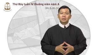 Thứ Bảy tuần IV Thường Niên A - Lm Phaolô Nguyễn Hữu Thuận CSsR www.dcctvn.org 04/02/2017