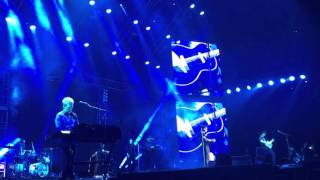 Aha High and low. Glasgow Hydro. Front row, FULL HD. March 28 2016.