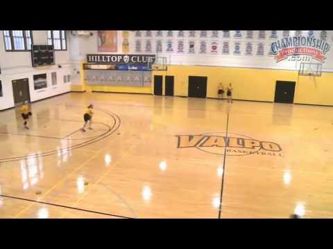 Indoor Team Practice Drills