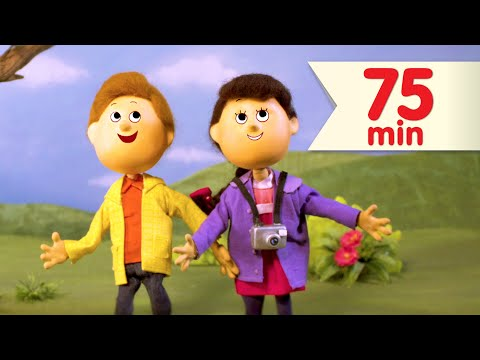 Lets Take A Picture + More  Kids Sgs & Nursery Rhymes  Super Simple Sgs
