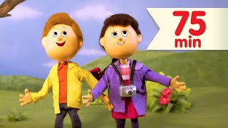let s take a picture more   kids songs nursery rhymes   super simple songs